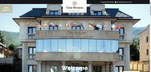 CasaBoyana Website